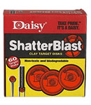 Daisy 873 ShatterBlast Clay Targets 60 Count
