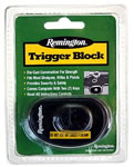 Remington Trigger Block Lock w/Remington Logo 18491