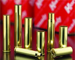 Hornady Unprimed Brass Cases 8663, 30 Thompson Center Caliber, Lightweight, 50 Per Box, (Not Loaded)