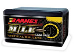 Barnes Bullets 51006, Tactical Boattail Rifle X Bullet, 50 BMG Caliber, 647 gr, 20 Per Box (Not Loaded)