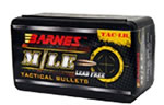 Barnes Bullets 51075, Tactical Long Range Rifle X Bullet, 50 BMG Caliber, 750 gr, 20 Per Box (Not Loaded)