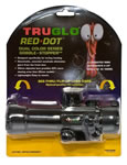 TruGlo Gobble Stopper Red Dot Scope TG8030GB, 1x, 30mm, Matte Black, N/A