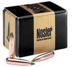 Nosler 270 Cal. 130 Grain E Tip Spitzer 50/Box 59298, (Not Loaded)