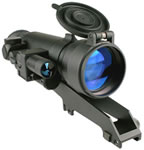 Yukon Night Vision Rifle Scope YK26014T, 2.5x, 50 mm