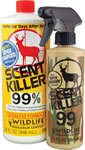 Wildlife Research Odorless Scent Killer Combo 36 Ounce 560