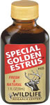 Wildlife Research Special Golden Estrus 1 Ounce Doe Urine w/Estrus 405