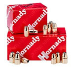 Hornady 4300 Bullet 44 Cal 265 Grain Flat Nose 100/Box, (Not Loaded)