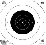 Hoppes B9T 25 Yards Rapid Fire Targets 20 Pack