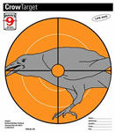 Hoppes CT5 Crow Target 20 Pack