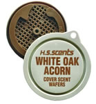 Hunters Specialties White Oak Acorn Cover Scent Wafers 01010
