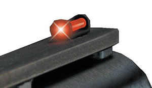 TruGlo TG947BRM Longbead Red Shotgun Sight, 3-56