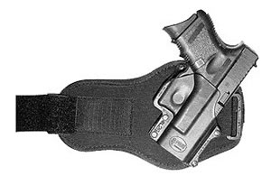 Fobus Ultra Lightweight Ankle Holster GL36A, For Glock 36