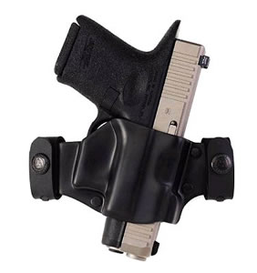 Galco M7X290 Matrix Belt Slide Holster w/Open Top For Kahr Arms K40/K9/MK40/MK9/P40/P9/PM40/PM9/T9