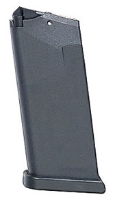 Glock MF39106 6 Round Blue Magazine For Model 39 45 GAP