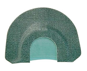 Quaker Boy Screamin Green Pro Triple  Turkey Diaphragm 11204