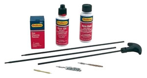 Outers 98215  20/204 Caliber Rifle Cleaning Kit