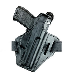 Safariland Pancake Style Belt Holster For Glock 17/22, Model 3288361