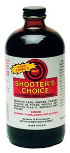 Shooters Choice MC716  Bore Cleaner/Conditioner 16 Oz