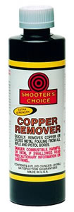 Shooters Choice CRS08  Copper Remover 8 Oz