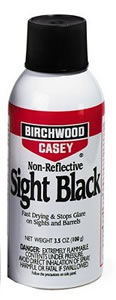 Birchwood Casey 33925  Flat Black Metal Finish
