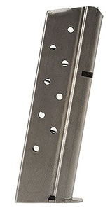 Springfield PI6090 9 Round Stainless Metal Magazine For 1911 9MM