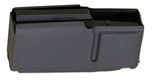 Browning 112023011 3 Round 243 Winchester A-Bolt Magazine w/Black Finish