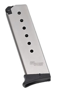 Sig  Magazines MAG2323807S, Sig P232, 380 ACP, 7 rd, Stainless