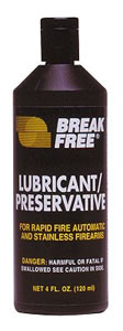 Break Free 10 Count 2 Ounce Gun Lubricant/Preservative