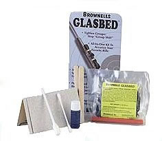Brownells 081050101  Brown Glass Bedding Kit