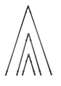 Stoney Point T2B64PXX Rapid Pivot Bipod Adjusts From 36-64