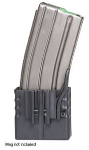 CAA MPS Picatinny Rail Mounted Mag Pouch w/Quick Release Mechanism