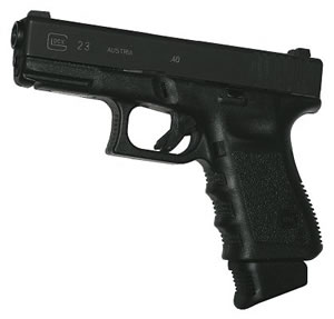 Pearce PGGP Mid/Full Size For Glock Frame Grip Extention