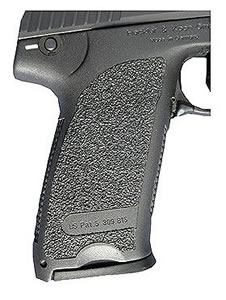Decal HKUSP45R Grip Enhancer For H&K USP45 Rubber/Black