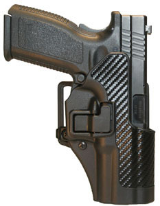 BlackHawk Close Quarters Concealment Serpa Holster For Glock Model 20/21, Model 410513BKR