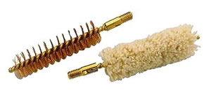 Traditions A1238  50 Caliber Bore Brush & Swab Set