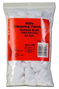 Southern Bloomer 118  22 Caliber Cleaning Patches 1000 Count