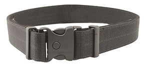Uncle Mikes Black Nylon Deluxe Duty Belt 38-44, Model 88021