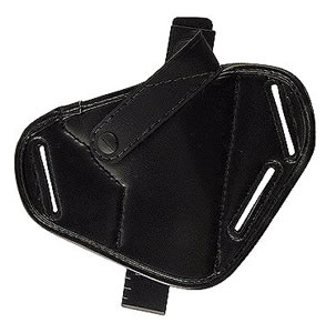 Uncle Mikes Mirage Belt Slide Holster For 2 in 5 Shot Revolver w/Concealed Hammer, Model 63401