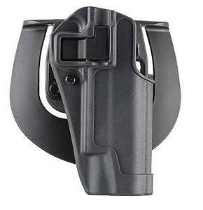 Blackhawk Sportster Right Hand gray Holster For Springfield XD, Model 413507BKR