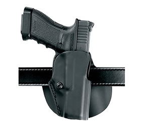Safariland STX Paddle Holster For Springfield Armory XD, Black, Model 518849411