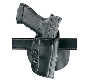 Safariland STX Custom Paddle Holster For Beretta 92 FC, 92 FCM, 92 FCDA, Black, Model 56851411