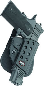 Fobus Standard Evolution Paddle Holster R1911, For 1911 Style Autos With Rails