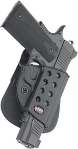 Fobus Standard Evolution Belt Holster BRVBH, For Beretta Vertec; Taurus 92/99 With Rail