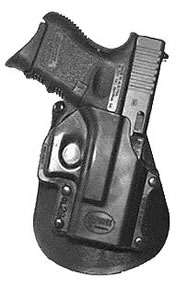 Fobus Roto Paddle Holster GL26RP, For Glock 26/27/33