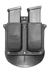 Fobus Paddle Double Magazine Pouch 6900PS, For Double stack SIG .357/.40