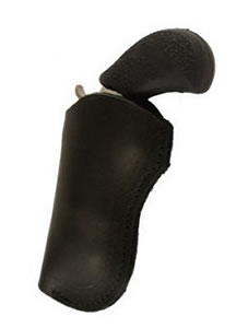 NAA Pug Hip Holster Black Leather, Model HIPPUG