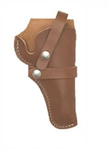 Hunter 1175 Leather Hip Holster For 4 in Barrel Taurus Judge