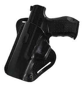 Blackhawk  Check Six Holster 420708BKR, Black, Fits Springfield XD - Comp RH