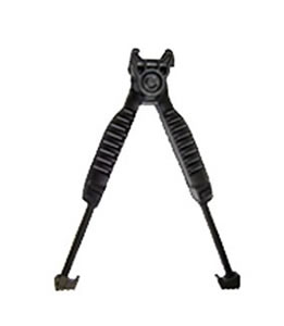 Fab Defense TPOD Black Vertical Foregrip w/ Bipod