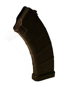 Thermold AK4730762X39 30 Round Black Mag For 7.62x39 MM AK47